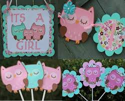 girl baby shower themes bold kids room baby shower owl theme girl hedia