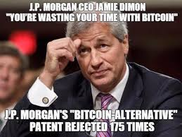 Jamie Meme - jamie dimon said bitcoin is a fraud so i bought more seeking alpha