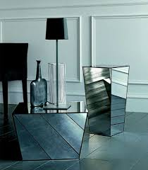 small mirrored coffee table casamilano italy bollywood tables design paola navone small