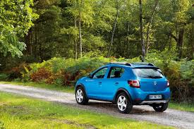 renault sandero stepway 2013 all new 2013 dacia sandero stepway photos and details video