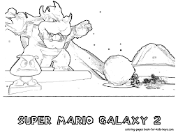 mario bad guy coloring pages coloring home