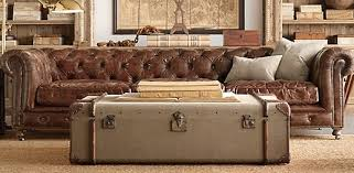 steamer trunk side table great the highest form of flattery a casarella about coffee table