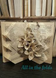 Book Paper Folding - how to make that thursday fold book pattern by all in the