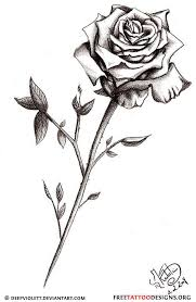 image result for tiny black and white rose tattoo tattoo designs