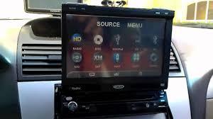toyota camry 2007 audio system vm9314 car stereo install in my toyota camry solara