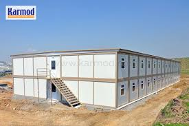 prefab camp oil u0026 gas energy africa mining camp modular buildings prefab