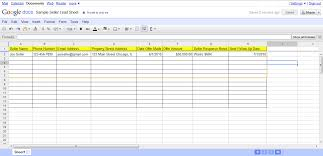 Estate Lead Tracking Spreadsheet by 3 Ways To Create A Follow Up System For Estate Seller Leads