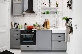 Cabinets For Small Kitchens Small Kitchen Inspiration Gray Kitchen Cabinet