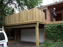 Decking Handrail Ideas Privacy Screen Deck Railing Doherty House Privacy Deck Railing