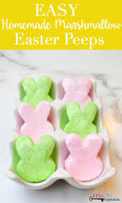 easter marshmallow candy easy marshmallow easter peeps to inspiration