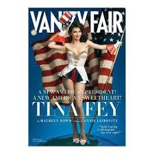 New Vanity Fair Cover Tina Fey On Vanity Fair Cover You Betcha Bradwarthen Com