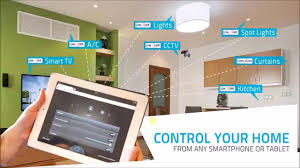 Home Technologies by Home Automation Bphc Youtube