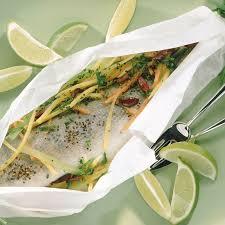 poissons en papillote la meilleure des cuissons cuisine