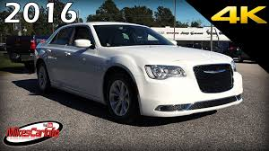 chrysler 300c 2016 interior 2016 chrysler 300 limited ultimate in depth look in 4k youtube