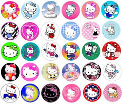 free kitty bottle cap sheet scrapbooking u0026 paper crafts