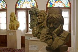 the amazing sculptures of the very talented kurdish sculptor hadi