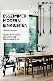 Esszimmer Lampe Sch Er Wohnen Esszimmer Dunkel Einrichten 50 Moderne Gestaltungideen