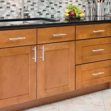 how to replace kitchen cabinet doors yourself pine wood colonial lasalle door pulls for kitchen cabinets