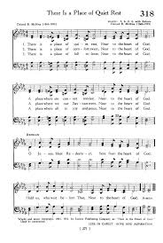 A Place Hymn The Hymnbook 318 There Is A Place Of Rest Hymnary Org