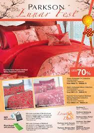 Akemi Bed Linen - eastern decorator akemi parkson lunar fest promotion 2011