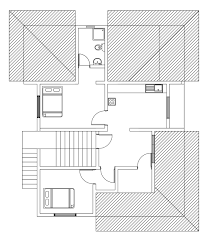 Double Story House Floor Plans double story house plan 106 from dwgnet com