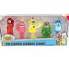 yo gabba gabba toys games episodes videos ebay