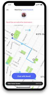 Map My Walk App Companion Personal Security