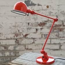 Jielde Table Lamp Red Jielde Signal Desk Lamp