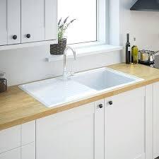 evier cuisine ceramique evier ceramique blanc revolutionarts co