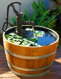 5 uses for oak barrel planters u2022 celtic timber
