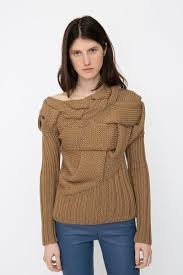sweater house ivory cotton sweater house of dagmar 359 a key item in house of