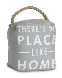 amazon com pavilion gift company 72157 no place like home door