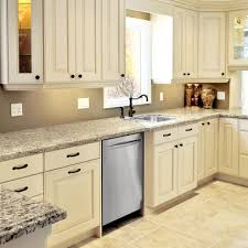 antique beige kitchen cabinets galley kitchen with cream cabinets with brown glaze and tan tile