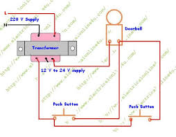 how to wire a doorbell electrical online 4u