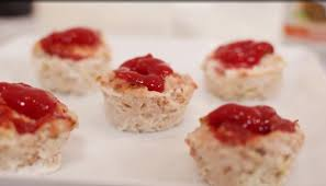 quick mini turkey meatloaf food channel