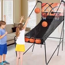 electronic basketball amazon com leisure sports u0026 game room
