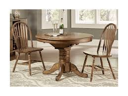 carolina dining room liberty furniture carolina crossing pedestal table and chair set