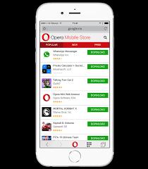 opera mobile apk opera mobile store opera