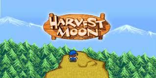 harvest moon harvest moon super nintendo games nintendo