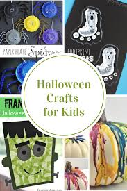 Halloween Crafts For 4th Graders by 206 Best Preschool Halloween Crafts Images On Pinterest Wikki
