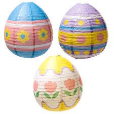 pastel easter eggs easter egg lantern decorations toys