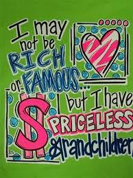 southern chics funny priceless grandchildren grandma nana girlie