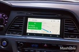 Google Maps Meme Android Auto Puts Google Maps Where They Belong Right In Your