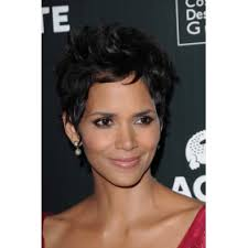 pictures of hairstyles for a full face halle berry hairstyle full lace human hair celebrity wigs