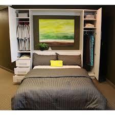 Murphy Bed Guest Room Enjoy Some More Convenience Through Diy Murphy Bed Diyever