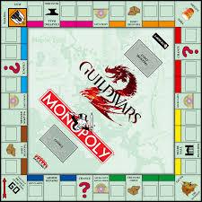 Monopoly Map Guild Wars 2 Monopoly By Sinner Pwa On Deviantart