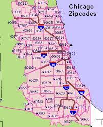 chicago zip code map zippick2 jpg