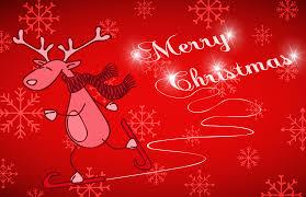 vector christmas card christmas lights decoration