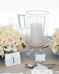 table centerpieces for weddings 39 simple wedding centerpieces martha stewart weddings