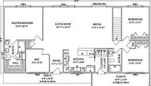 simple ranch house floor plans simple ranch style house plans home design ideas